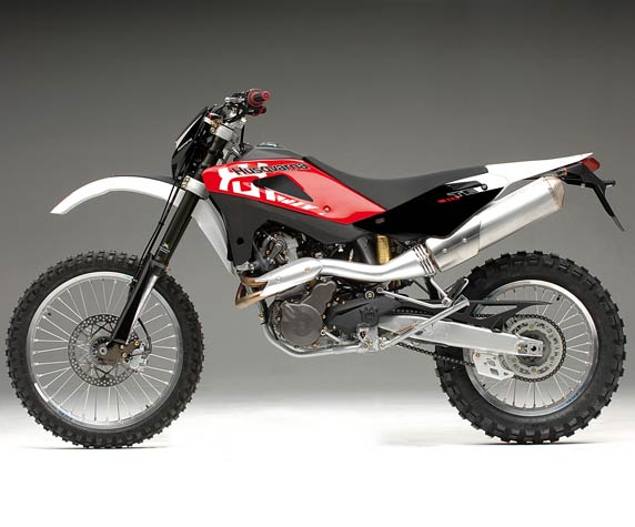 fast husqvarna dirt motorcycles